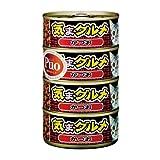 アイシア キャットフード  気まグルメ  かつお  (155g×4缶)