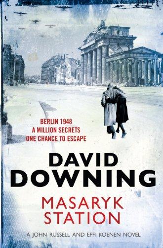 Masaryk Station (John Russell 6)