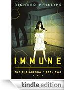 Immune (The Rho Agenda) [Edizione Kindle]