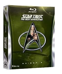 Star Trek - La nouvelle génération - Saison 3 [Blu-ray]