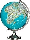 Replogle Globes Bowers Illuminated Globe, 12-Inch Diameter