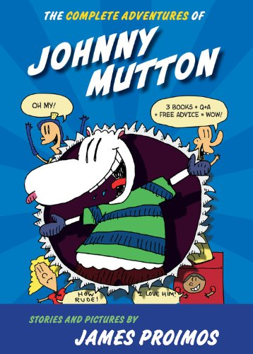 Complete Adventures of Johnny Mutton