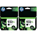 HP 932XL Black Twin Pack in Retail Packaging CN053AN