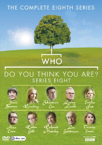 Who Do You Think You Are? Series Eight [DVD]