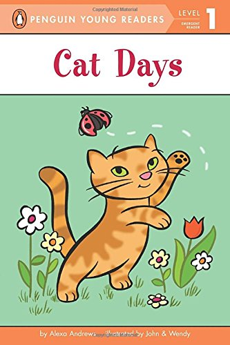 Cat Days (Penguin Young Readers. Level 1)