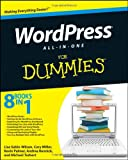 img - for WordPress All-in-One For Dummies book / textbook / text book
