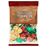 BAG OF WAITROSE ASSORTED TOFFEES