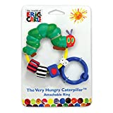 Baby Caterpillar Ring Rattle