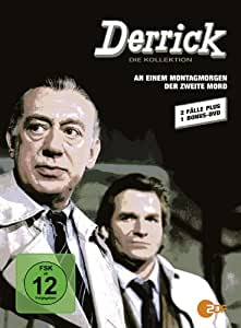 Derrick Dvd Collection [Import allemand]: DVD & Blu ray