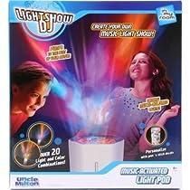 Uncle Milton - Lightshow DJ