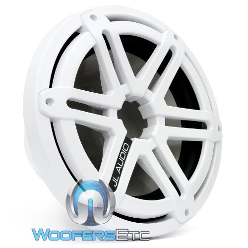 "Mx10Ib3-Sg-Wh - Jl Audio 10"" 175W Rms Mx Series Infinite Baffle Marine Subwoofer Driver With White Sports Grille"
