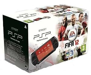 Console PSP Street (E1004) + Fifa 12