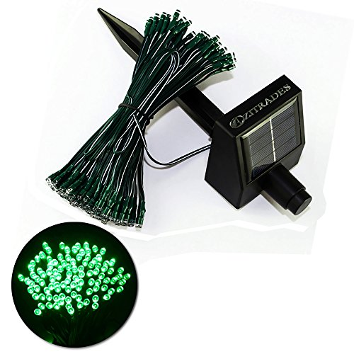 ZITRADES® Waterproof 55FT 100LED 3 Modes Green