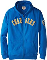 NFL San Diego Chargers Men's Striker Full Zip Jacket by '47 Brand