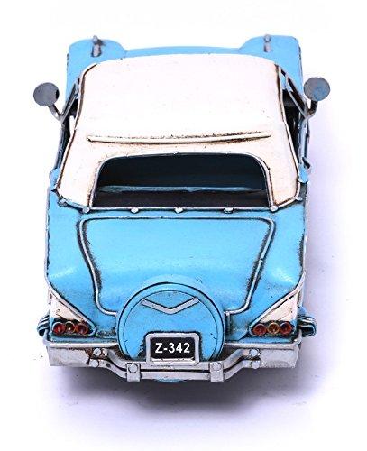 Model Car - Chevrolet Impala Hardtop - Retro Tin Model