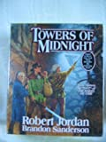 Towers of Midnight by Robert Jordan & Brandon Sanderson Unabridged CD Audiobook (The Wheel of Time, Book 13)
