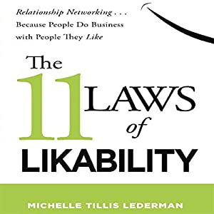 The 11 Laws of Likability Audiobook