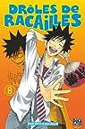Drôles de racailles, tome 8 par Yoshikawa