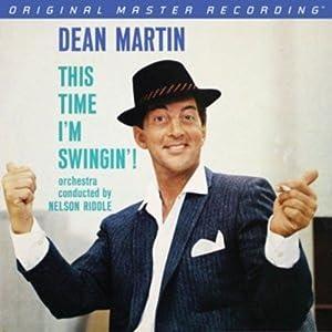 Dean Martin This Time I M Swingin Amazon Com Music