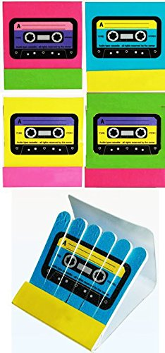 mini-emery-board-matchbox-music-tape-player-vintage-gift-present-birthday-party-gift-beauty-pocket
