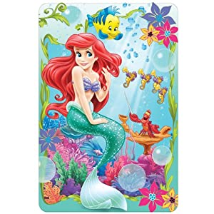 Disney Princess Ariel 3-Feet Floor puzzle