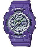 Casio - G-Shock - Dull/Faded Color Series - Purple - GA110DN-6A