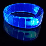 Blue Fashion LED Light Up Bracelet Picture