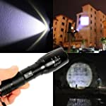 2500 Lumen Zoomable Cree XML T6 LED 1...