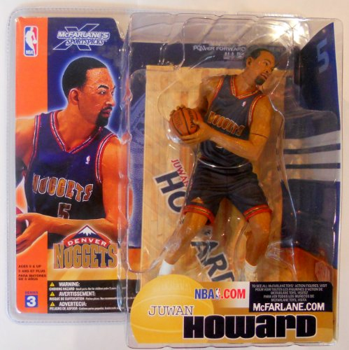 McFarlane Sportspicks: NBA Series 3 Juwan Howard (Chase Variant) Action Figure - 1