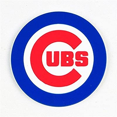 MLB Chicago Cubs Coasters (4 Pack)