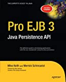 Pro EJB 3: Java Persistence API
