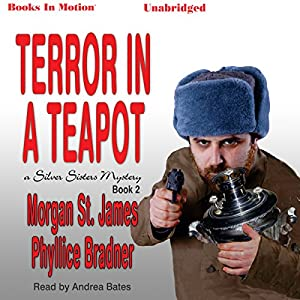 Terror in a Teapot Audiobook