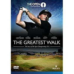 The Greatest Walk: The Story of the Open Golf Championship 2013 (The Official Film)