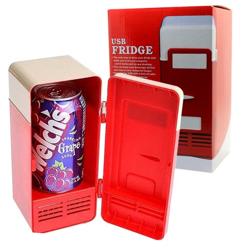 Mini USB Desktop Fridge Cooler