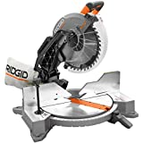 Ridgid ZRR4122 12 in. Dual Bevel Compound Miter Saw with Laserguide