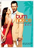 Burn Notice: The Complete First Season (Bilingual)