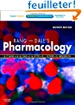 Rang &amp; Dale's Pharmacology: with STUD...