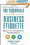 The Essentials of Business Etiquette:...