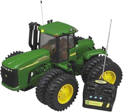 Britains 42187 - remote control john deere 9420 tractor