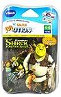 VTech V.Smile V.Motion Active Learning Games System Shrek Series Smartridge - SHREK FOREVER AFTER that Teaches Vocabulary, Logic, Memory, Addition and More