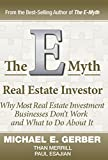 img - for The E-Myth Real Estate Investor book / textbook / text book