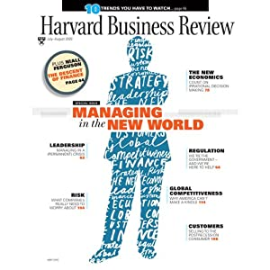 Harvard Business Review, July 2009 Periodical