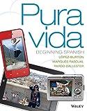 img - for Pura vida: Beginning Spanish (Spanish Edition) book / textbook / text book