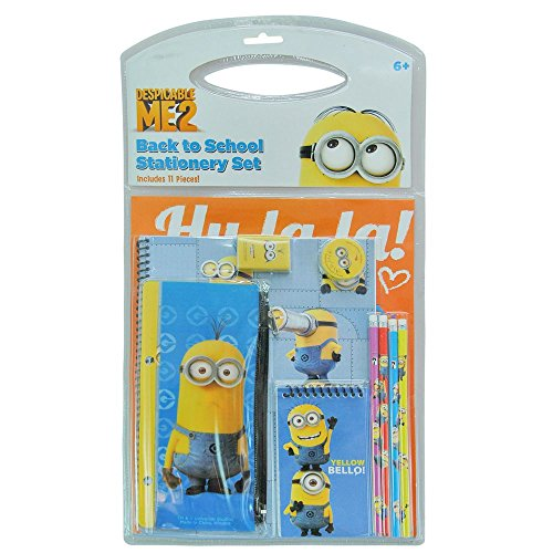 Despicable Me Value Pack 11 Pcs [1 Retail Unit(s) Pack] - DSM7700