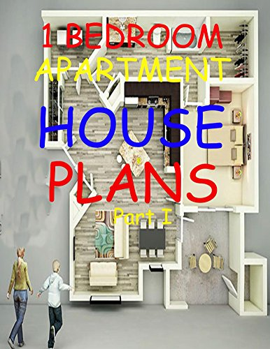 Download 1 bedroom apartment house plans english for Apartment plans book