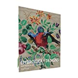 Embroidery Designs for Fashion and Furnishings (Paperback)