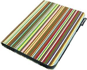 "Lente Designs® Amazon Kindle Fire HD 7"" case in 'Smithy Stripes' design"