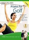 STOTT PILATES: Pilates for Golf DVD 2 DVD Set