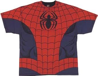 "Spider-Man ""Costume"" T-Shirt, X-Large"