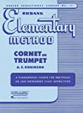 Rubank Elementary Method - Cornet or Trumpet (Rubank Educational Library)